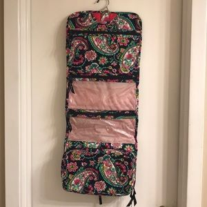Vera Bradley bathroom bag